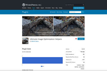Ultimate Image Optimization Helpers